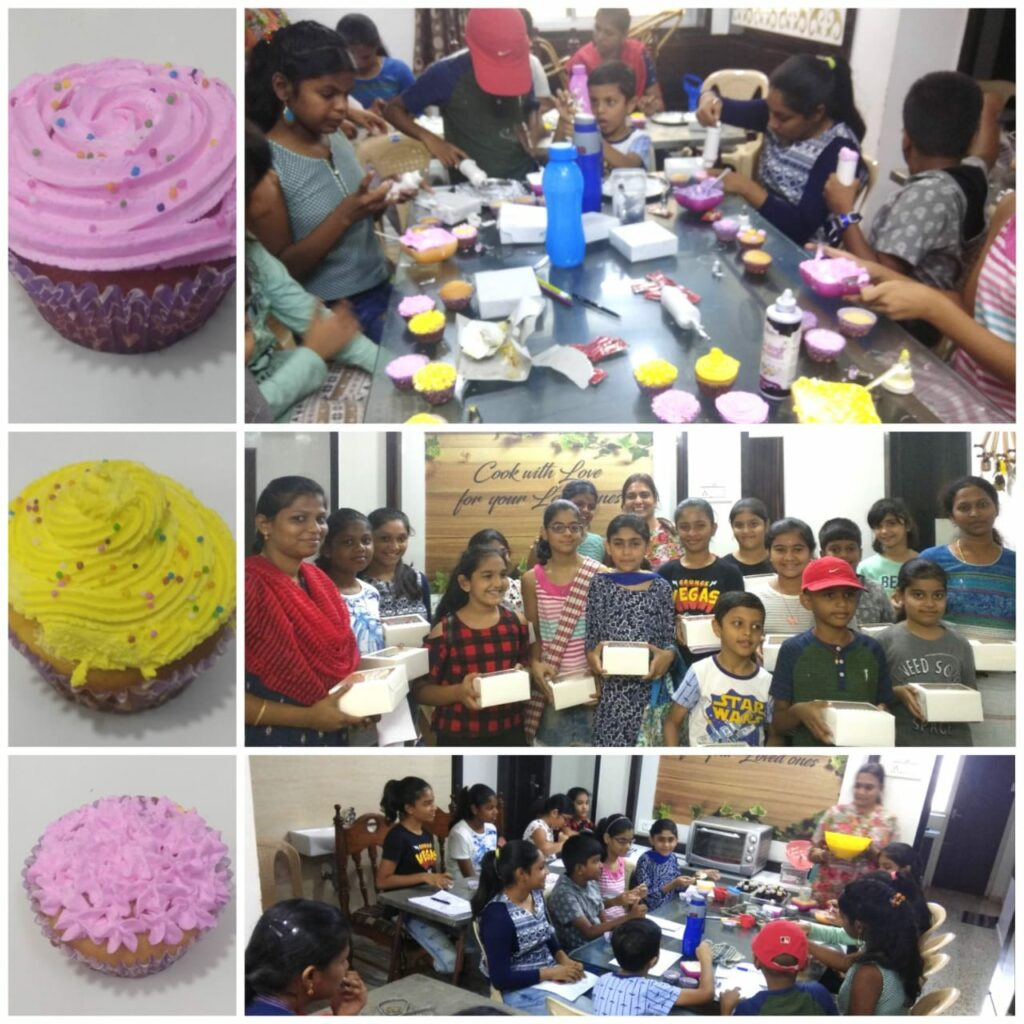 Kids_special_cupcake_baking_Decoration
