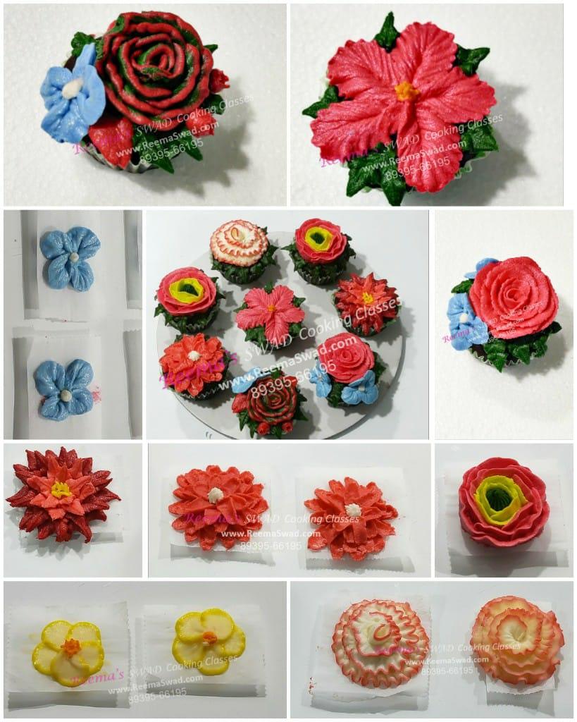 Buttercream cupcake